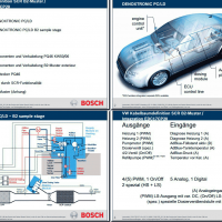 ecu circuit diagram bosch