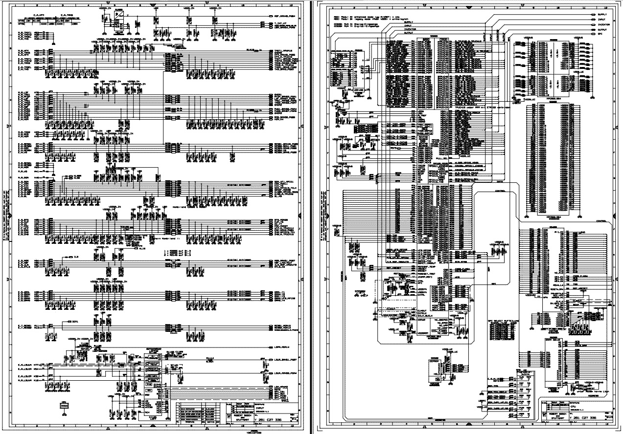 ecu circuit diagram for bosch (ecu schematic) - autodtc.net ecu schematics
