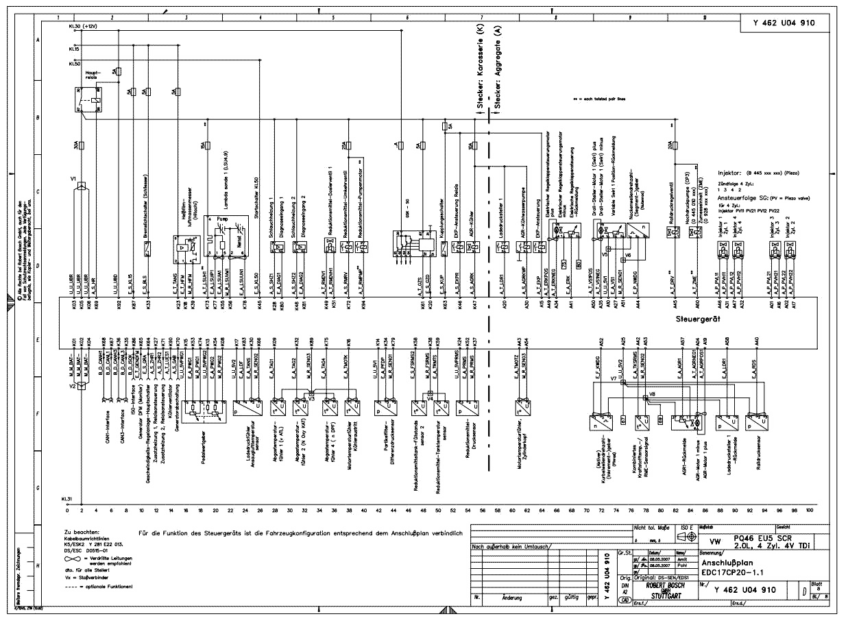 ecu circuit diagram for bosch (ecu schematic) - autodtc.net  #6