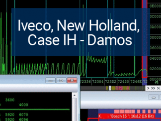 Damos for Iveco, New Holland, Case IH