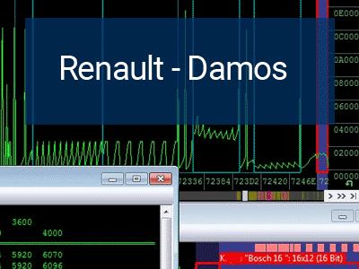 Renault Damos Database