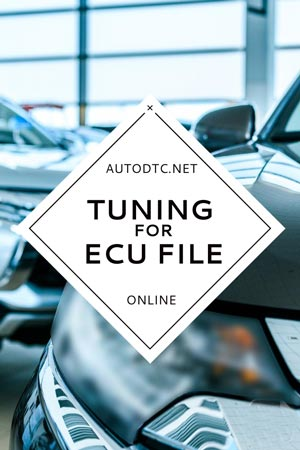 Tuning ECU files database