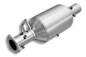 diesel particulate filter - DPF
