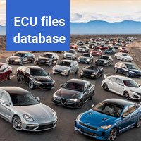 Database of ECU files 18 Gb