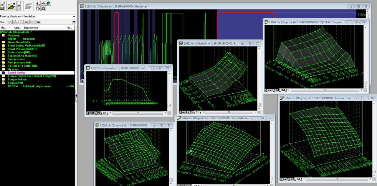 Chiptuning ChipPower CR1 f/ür 407 1.6 2.0 2.2 HDi 2004-2012 ChipBox Tuning Diesel